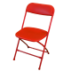 red-folding-chair-hire