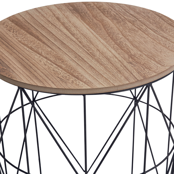 hire-round-cage-side-table-close