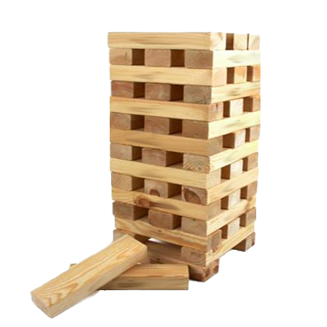 Giant Jenga Hire London