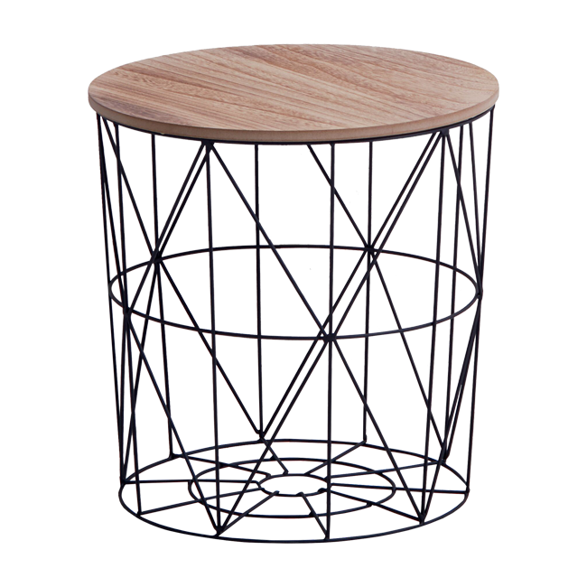 Round Side Table Hire