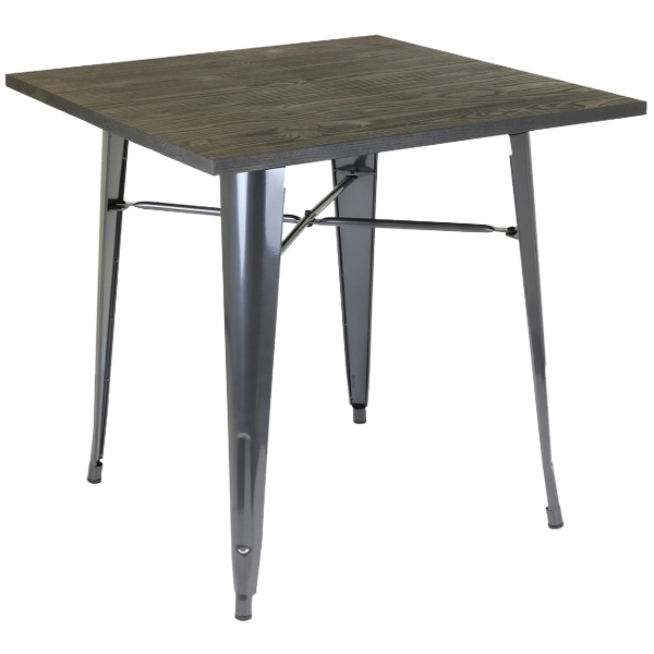 Tolix Industrial Table